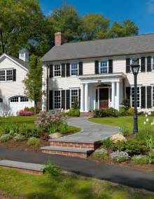 Daylight Basement Floor Plans colonial revival traditional exterior boston by