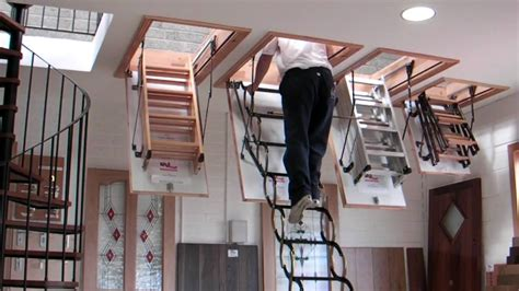 Attic Stairs Design Ultimate Folding Attic Stairs Door Stair Design