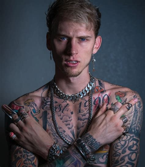 machine gun kelly s new album is inspired by radiohead s