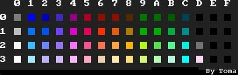 nes color palette how is mac