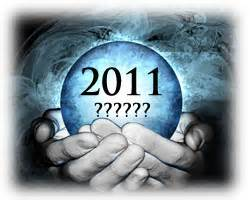 10 Predictions For 2011 by 10 Predictions For 2011 Gold Dollar Stocks Politics