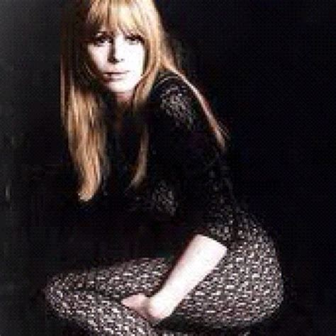 marianne faithfull fur rug 98 best images about on bionic 1960s and barbara hulanicki