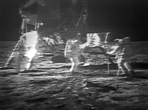 """new"" moon landing video"
