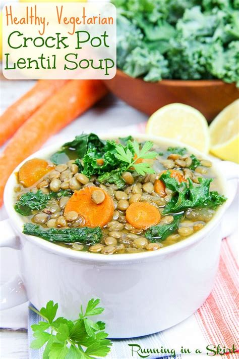 The Best Detox Crockpot Lentil Soup by 1000 Images About The Best Of Running In A Skirt On