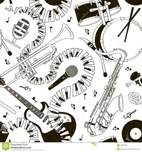 imagenes abstractas de instrumentos musicales modelo incons 250 til de instrumentos musicales ilustraci 243 n