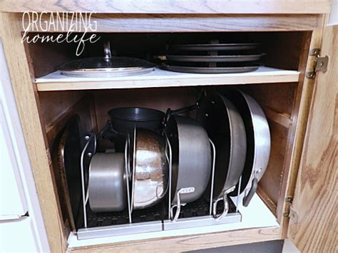 organize pots and pans day 30 cookware 31 days of easy decluttering from overwhelmed to organized day 30