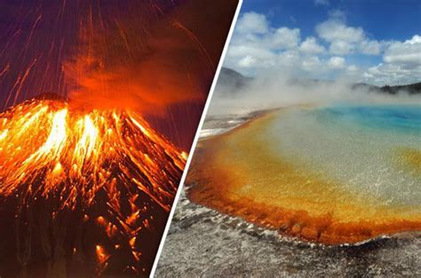 world s largest lava l yellowstone ready world s biggest volcano about to burst