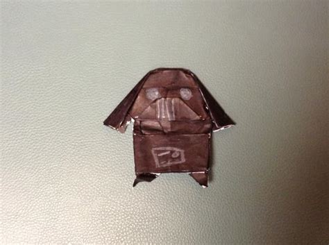 How To Fold Origami Darth Paper - darth paper search results origami yoda page 17