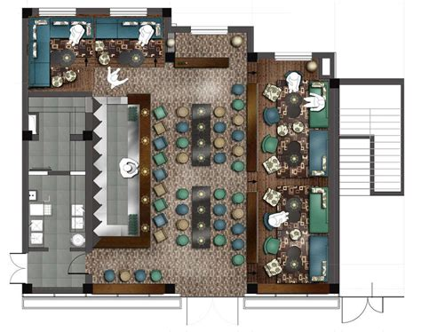 Bar Floor Plan Design by Bar Floor Plan Design Floor Plan Additionally 3d