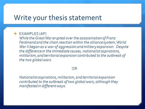 exles of thesis statements for essays how to find a thesis statement in an essay