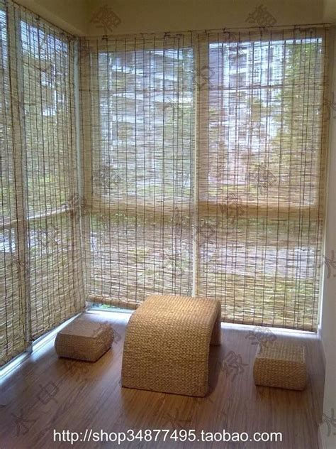 bamboo reed curtains best 20 bamboo curtains ideas on pinterest outdoor