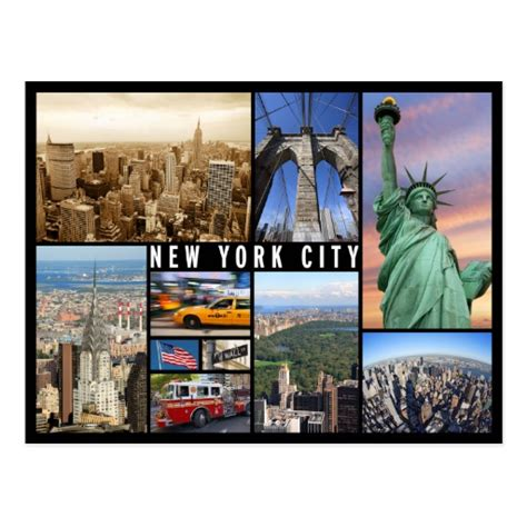 New York And Company E Gift Card - new york city postcard zazzle