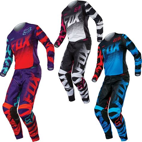 womens fox motocross gear fox racing 180 womens motocross jersey