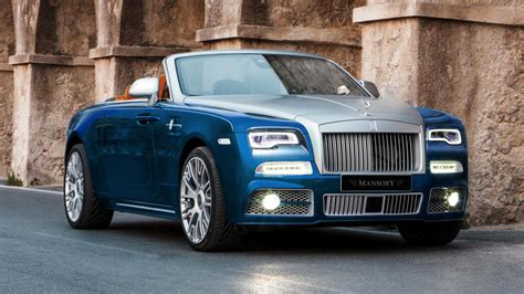 roll royce modified mansory has added power and bling to the rolls royce