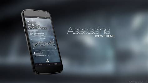 mobile themes watch assassins theme tutorial android youtube