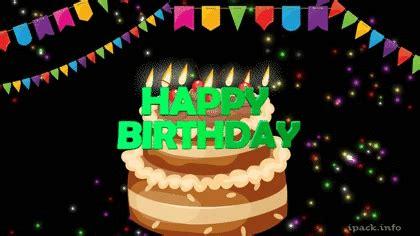 gif happy birthday animated gif  gifer