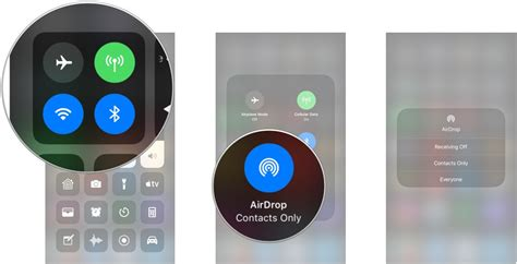airdrop from iphone to iphone how to instantly files with airdrop for iphone or imore