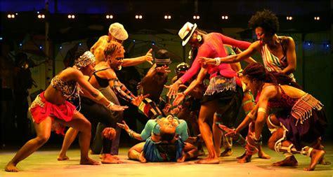 dancers biography exle big island rachel fela