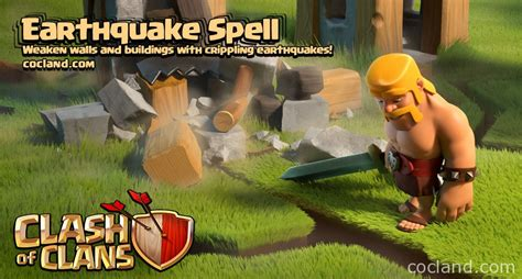 earthquake spell 3 new spells earthquake poison and haste clash of