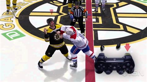 How To Fight how to fight in nhl 14