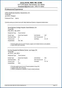 nurse resume dialysis 1 - Dialysis Nurse Resume Sample