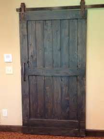 barn door doors vintage sliding barn door custom made to fit your by