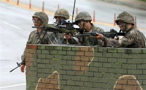 killer soldiers sgt lim south korean troops engaged in shootout with