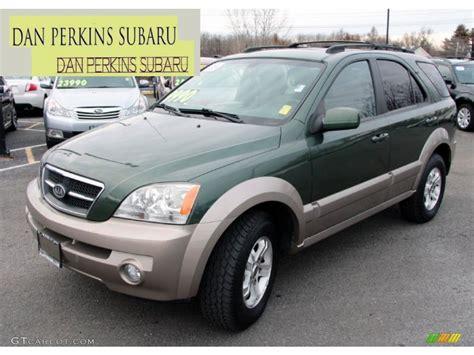 2005 green metallic kia sorento ex 4wd 77069229 gtcarlot car color galleries