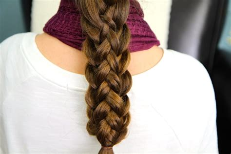 stacked braids cute braided hairstyles cute girls