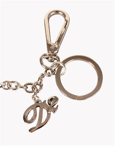 dsquared2 key ring dsquared2 key ring key cases for unisex official store