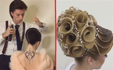 hairstyle design youtube georgiy kot 7 beautiful hairstyles design hairstyles