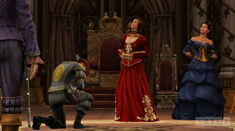 Falcon Chair The Sims Medieval Pirates And Nobles Contains New Story