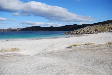 sand beaches achmelvich beach and alltan abradhan walkhighlands