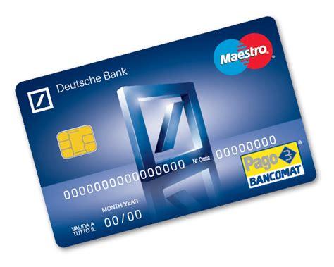 Cvv Number by Db Card La Carta Di Debito Completa E Sicura