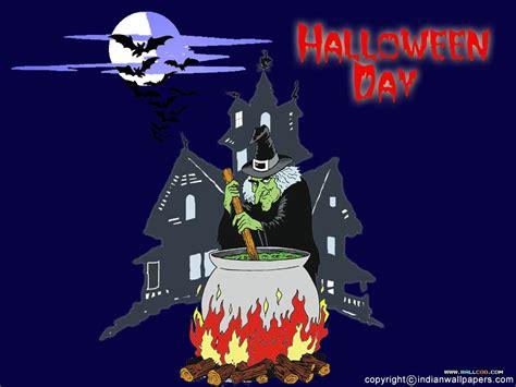 imagenes con movimiento halloween fondos de escritorio de brujas de halloween