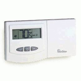 buy robertshaw 9420 non programmable heat thermostat robertshaw 9420