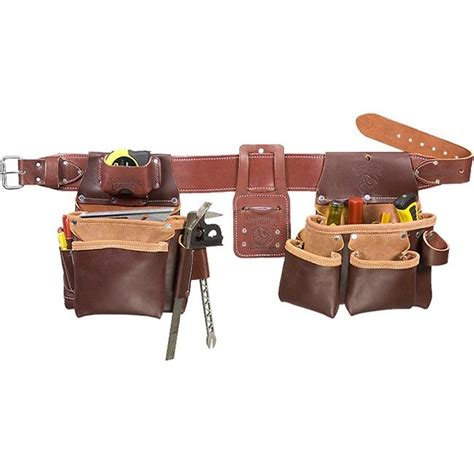occidental leather 5087 framing tool belt set this