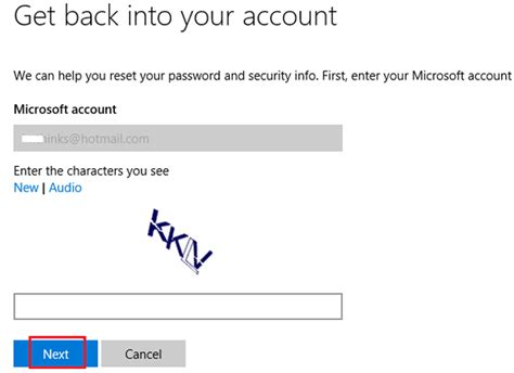 windows 8 reset password microsoft how to reset microsoft account password in windows 8