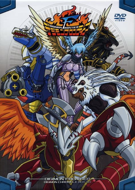 Dvd Anime Digimon Frontier Dubbing Indonesia digimon 472502 zerochan