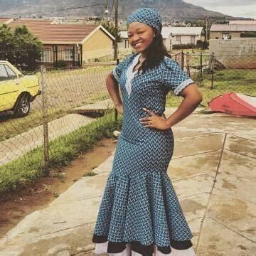50+ lesotho shweshwe dresses 2017 / 2018 ⋆ fashiong4