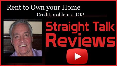 rent or lease to own home with bad credit