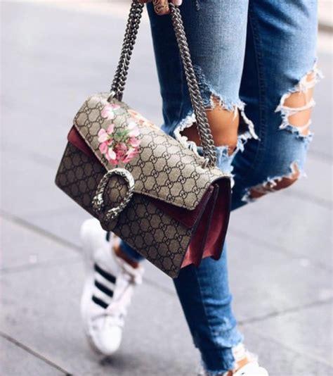 Blue Duvet Bag Gucci Dionysus Gucci Bag Chain Bag Denim