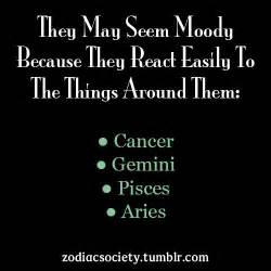 zodiac society gemini and cancer zodiac signs on