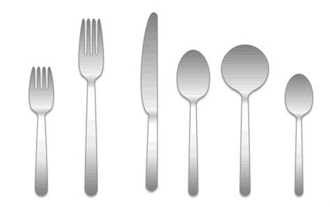 Free Place Setting Template For Powerpoint Place Setting Template