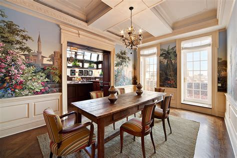 Nate Berkus Dining Room Nate Berkus Buys 5m Nyc Penthouse While His La Rental Seeks A Buyer