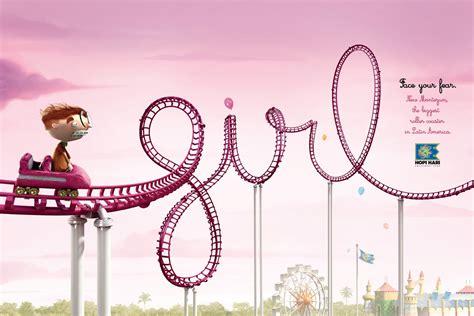 theme park advertisement hopi hari theme park print advert by y r roller coaster