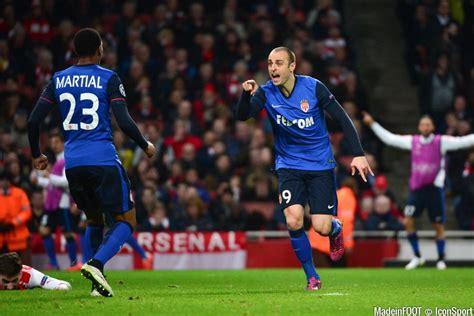Ligue Des Chions Monaco Arsenal Calendrier Ldc Asm Arsenal Les Compos Officielles