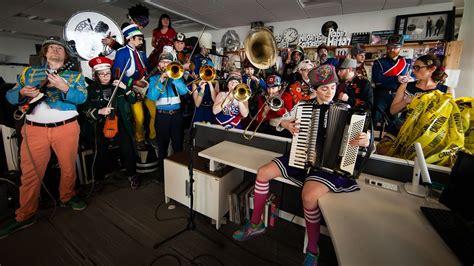 mucca pazza npr tiny desk concert
