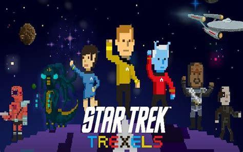 film genre fiksi ilmiah star trek trexels akhirnya resmi mendarat di platform android