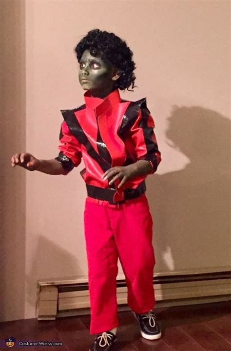 thriller zombie costume diy costumes dressing  zombies
